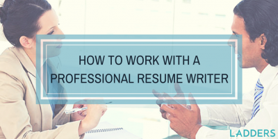 How to Work with a Professional Resume Writer