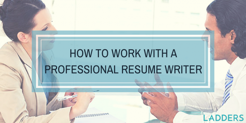 certified professional resume writers are experts in writing resumes but you are the expert on your career