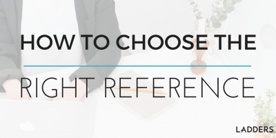 How to Choose the Right References for Your Job Search