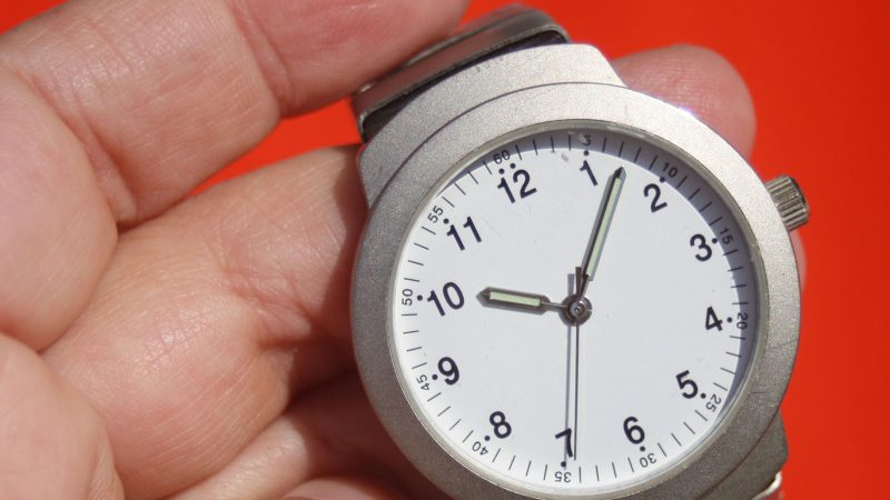 Why you're always late and how to better manage your time