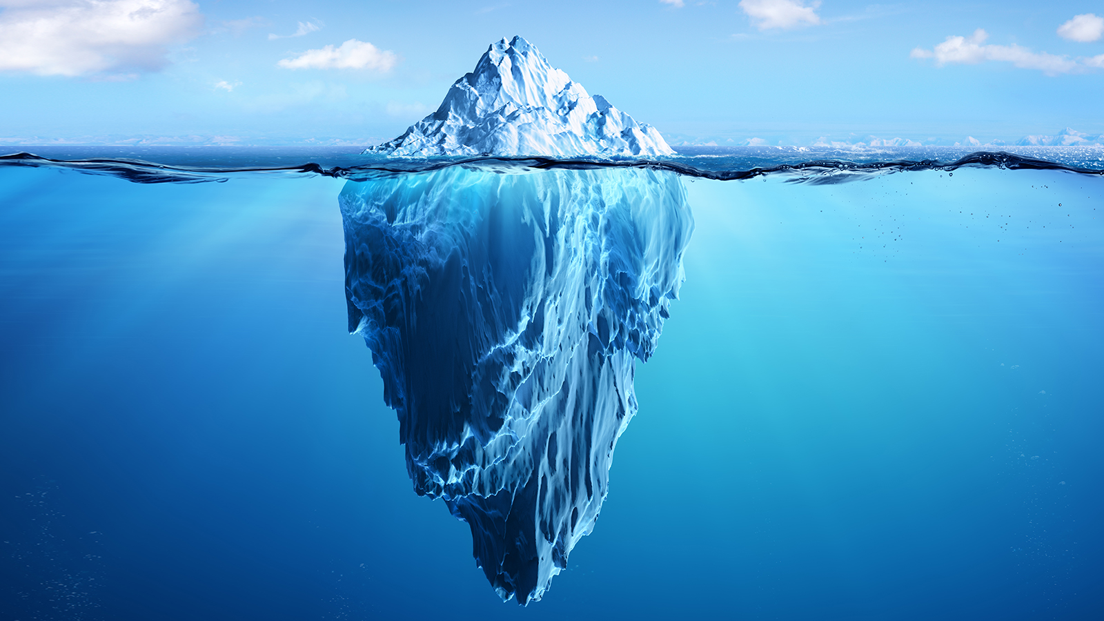 The Iceberg Illusion: The hidden logic of success