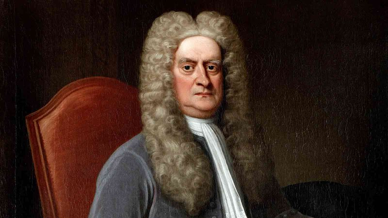 Isaac Newton and the process of meaning-making