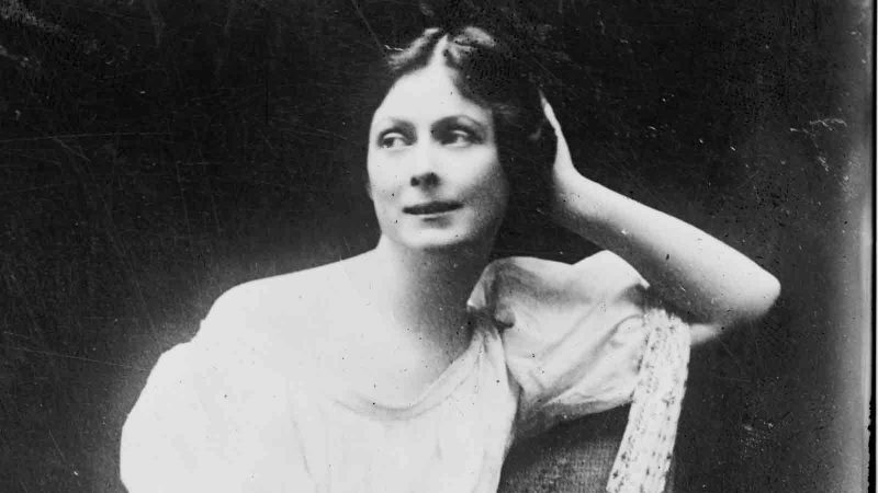 Isadora Duncan: The act of expressing yourself