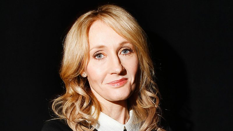 J.K. Rowling: 'Failure gave me an inner security that I had never attained by passing examinations'