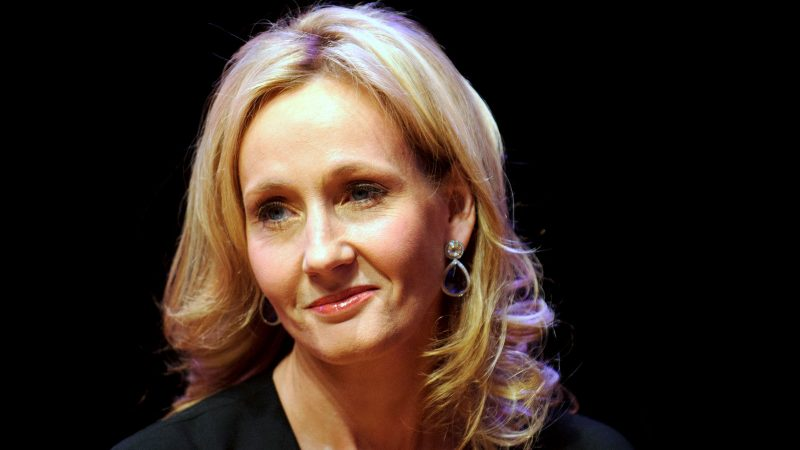 J.K. Rowling on how to deal with failure in life and work