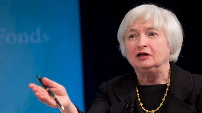 Women are key to saving the U.S. economy, says Federal Reserve leader