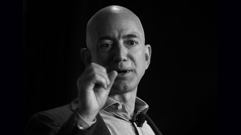 Jeff Bezos: 'It's harder to be kind than clever'