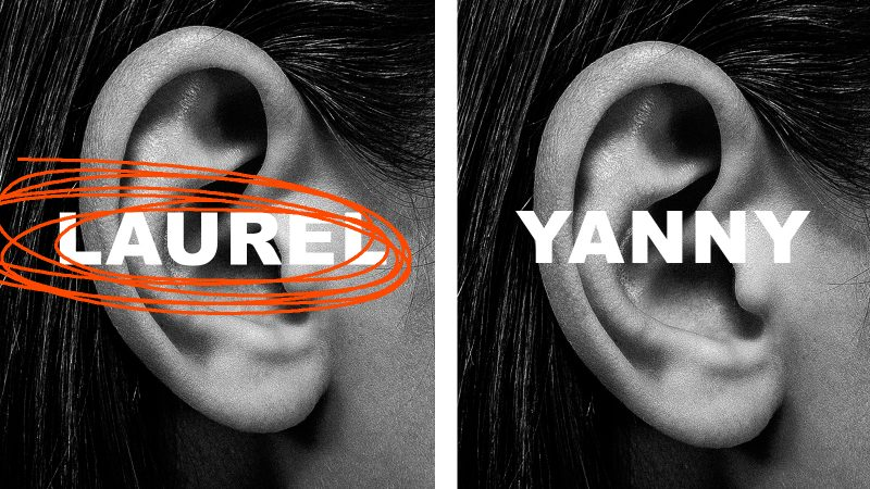 Do you hear 'yanny' or 'laurel' in this video?