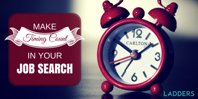 Make Timing Count in the Job Search