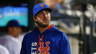Mets pitcher Matt Harvey was suspended for being late and partying. Don't do that.