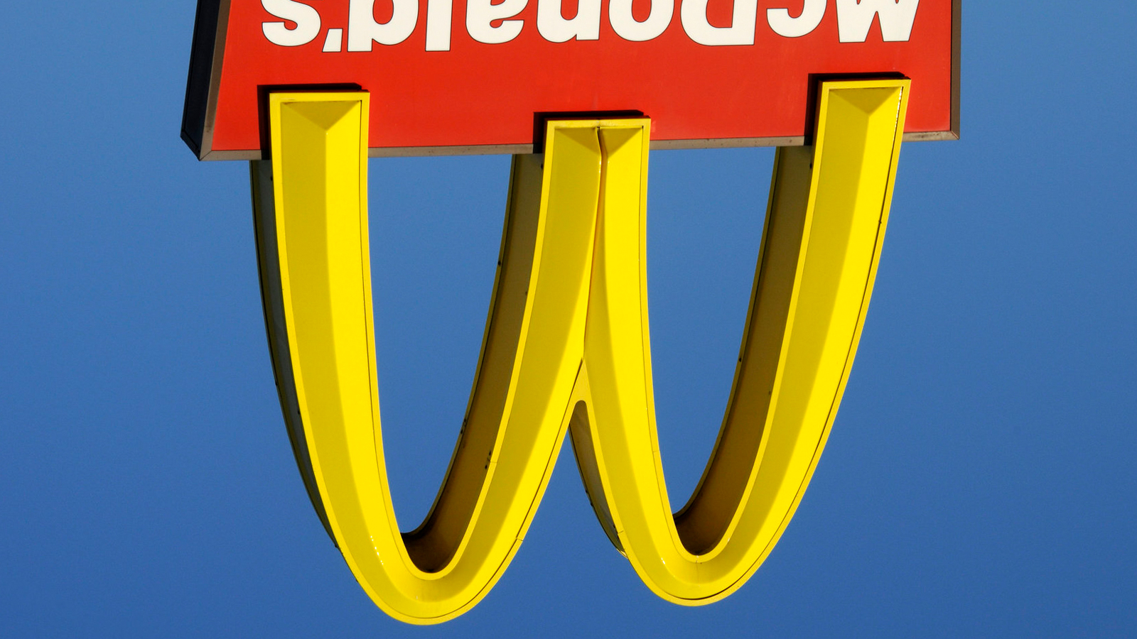 Mcdonald S W Arches Are Only The Latest Corporate