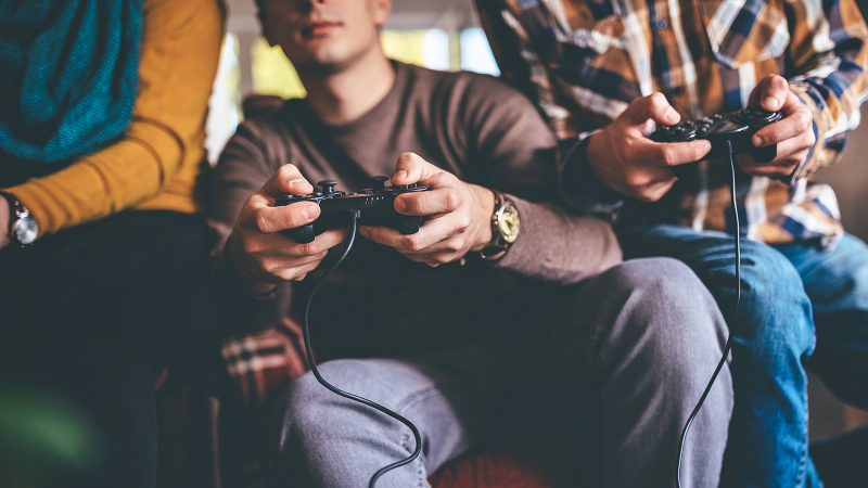 Video game obsession isn't really about the video games. It's about unmet psychological needs