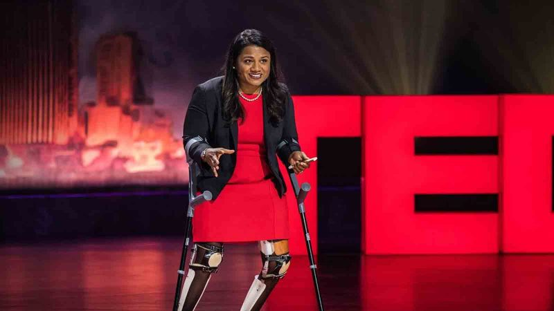 9 hyper-motivating TED talks from women on the top