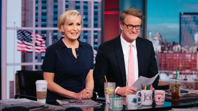 Mika and Morning Joe may lead you to ask: Should you work with your spouse?