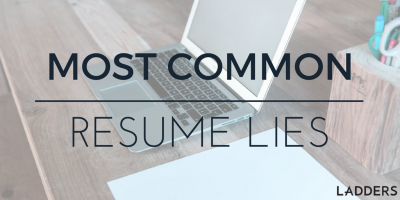 Most Common Resume Lies