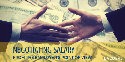 Negotiating salary from the employer's point of view