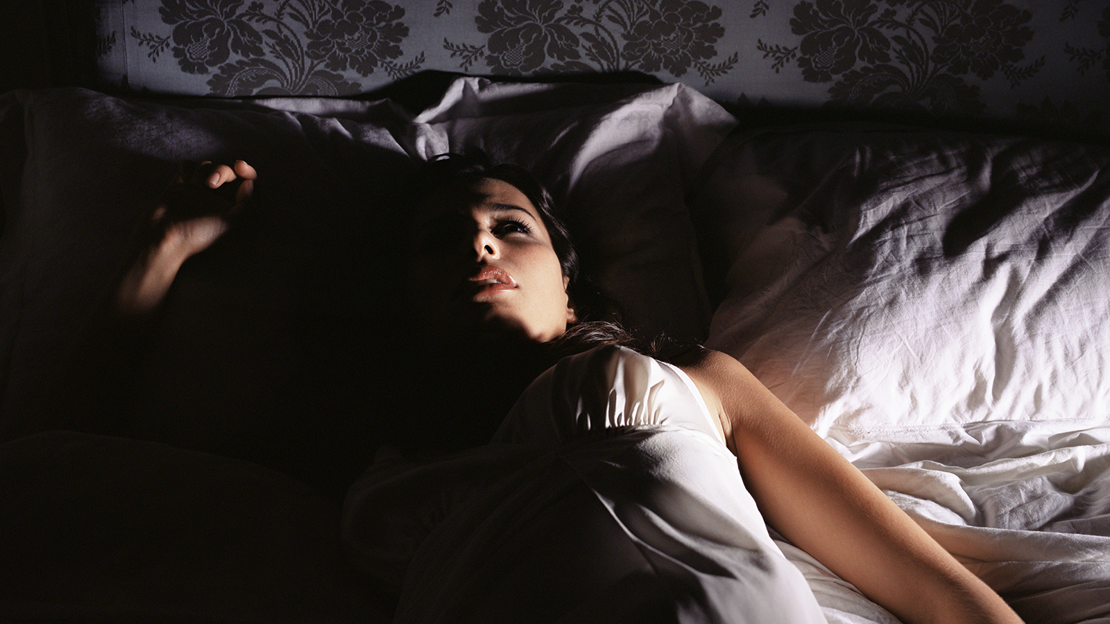If you sleep in this position, you will have more nightmares