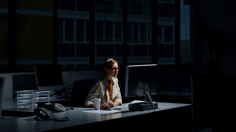 4 ways to get work done after hours