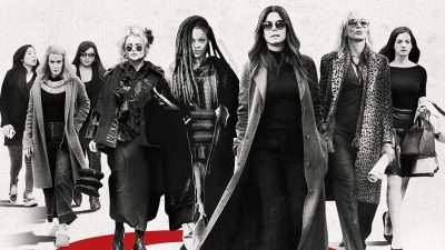 The motivational appeal of heist movies like Ocean's 8
