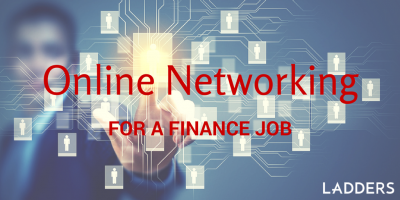 Online Networking for a Finance Job