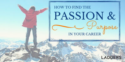 Lessons in Finding Your Passion and Your Purpose