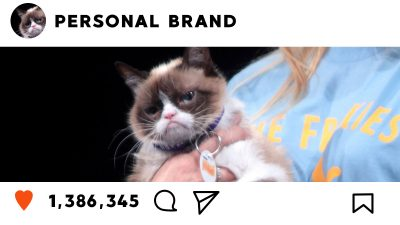 No, you don't need a personal brand