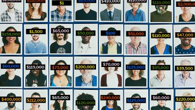 The pros and cons of employees making a salary-transparent database