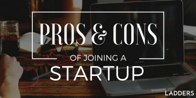 Pros and Cons of Joining a Startup