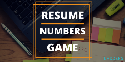 Resume Numbers Game