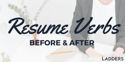 Resume Verbs: Before and After