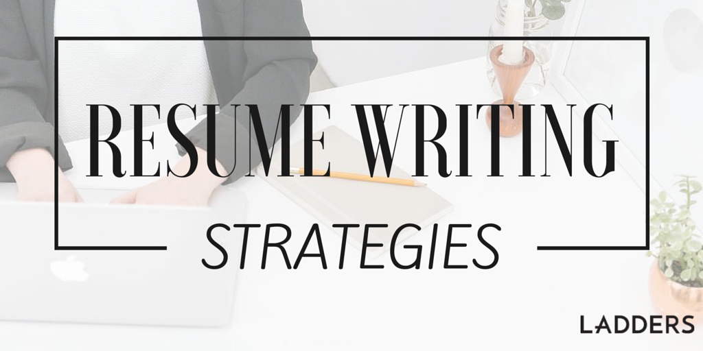 resume writing strategies from a career coach s tool kit ladders
