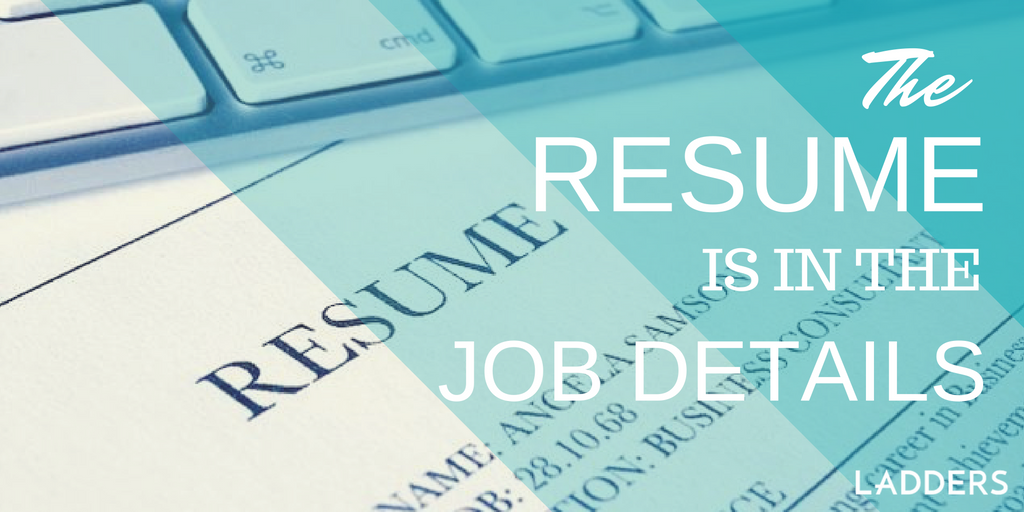 Writing Details into a Resume for Federal Government Jobs | Ladders