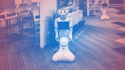 Survey: 93% of people would trust instructions from a robot in the workplace