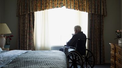 Where seniors are most housing cost-burdened