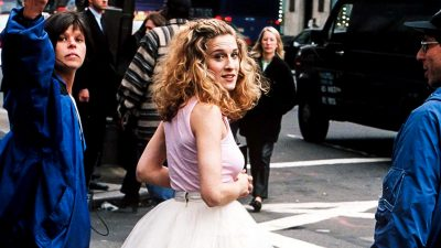 Why the real Carrie Bradshaw (who was a broke, scrappy freelancer who couch-surfed) is a career role model