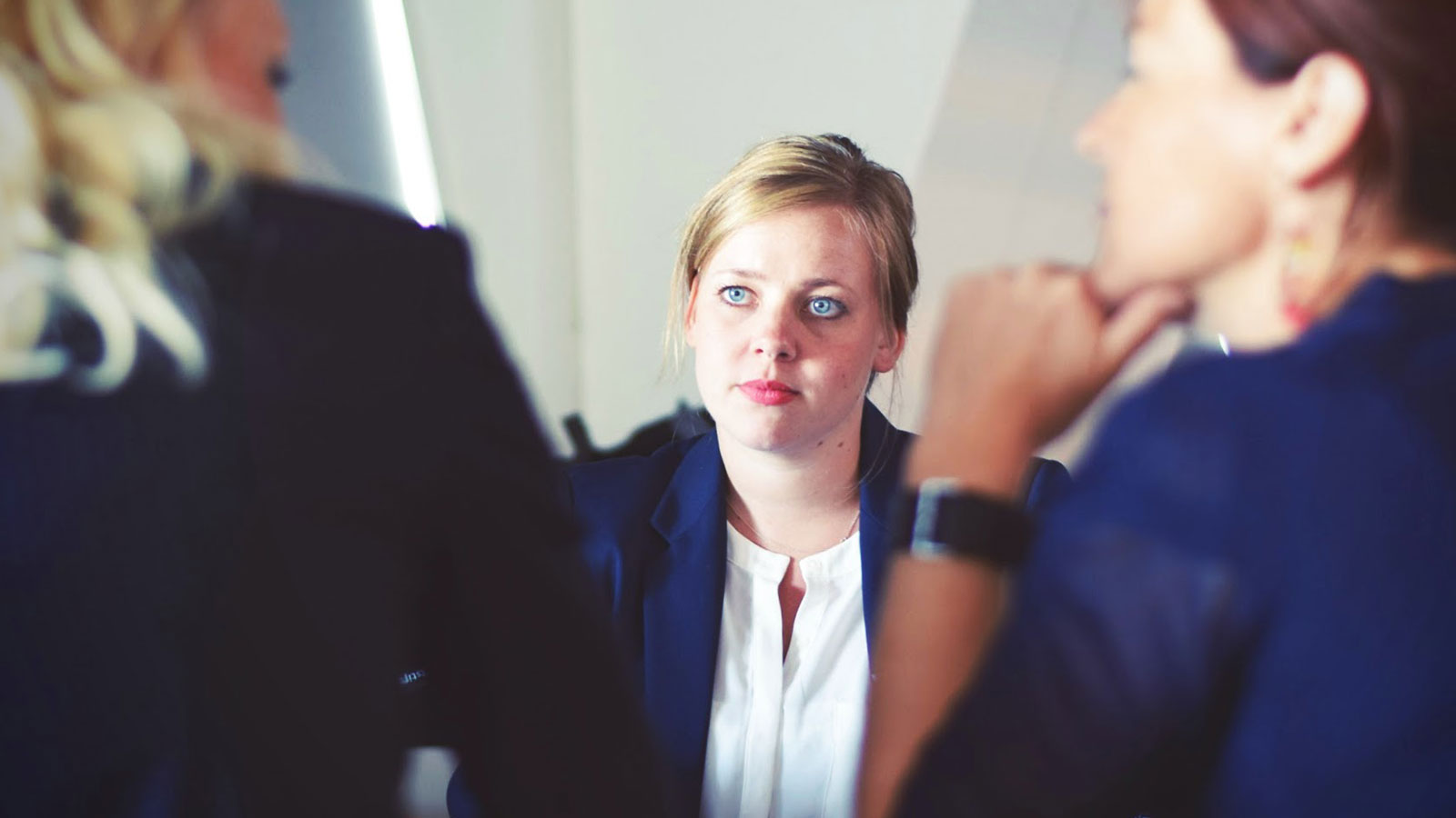 Why you don't need confidence to ace the interview