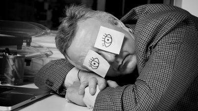 Bad sleep habits cost companies over $136 billion in lost productivity