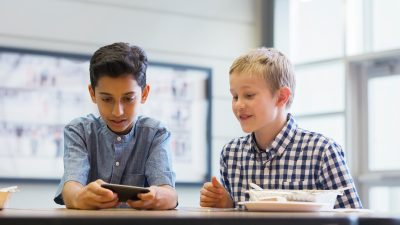France is banning smartphones in schools. Should employers follow?