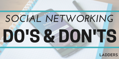 Social Networking Do's and Don'ts