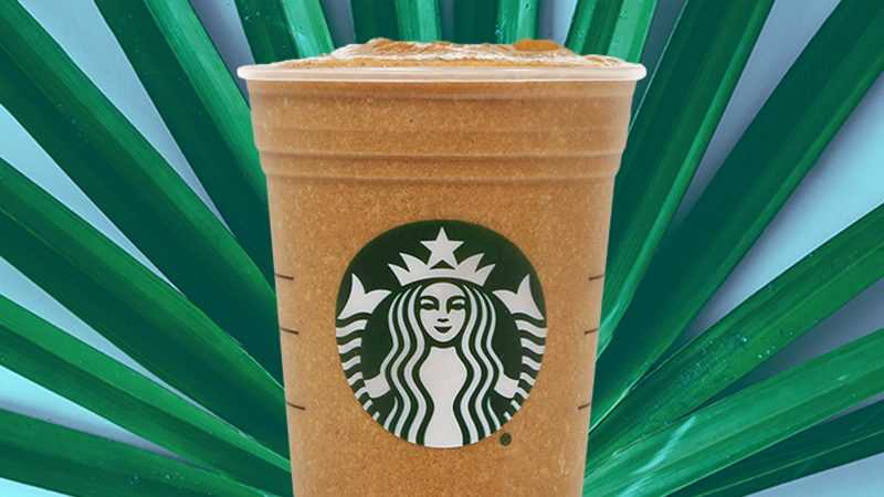 Starbucks releases plant-based cold brew options