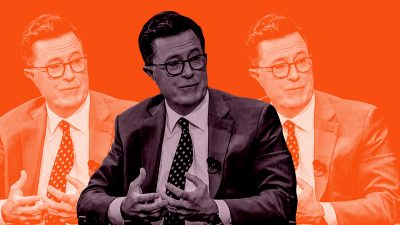 Stephen Colbert explains 'extraordinary' steps he took to get a diverse staff
