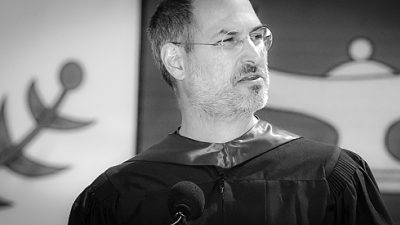 Steve Jobs to Stanford's Class of 2005: 'Stay hungry. Stay foolish.'