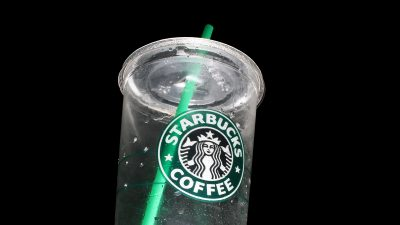 The last straw! Starbucks says it will ban all plastic straws by 2020
