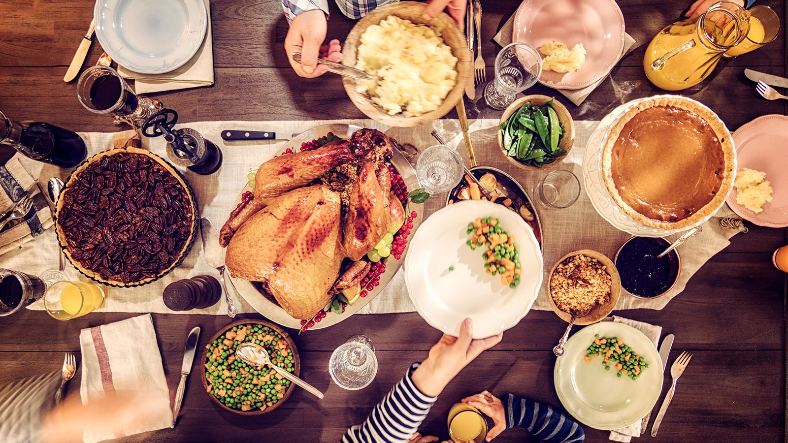 10 things we're especially grateful for this thanksgiving