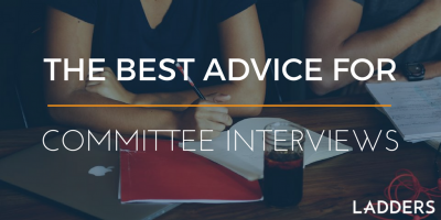 The Best Advice for Committee Interviews