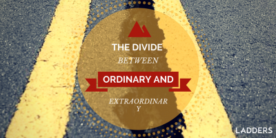 The Divide Between Ordinary and Extraordinary