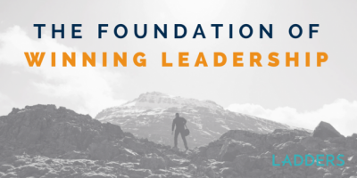 The Foundation of Winning Leadership