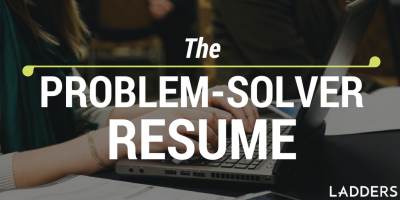 The Problem-Solver Resume
