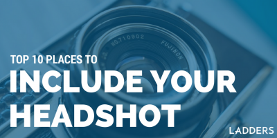 Top 10 Places to Include Your Headshot