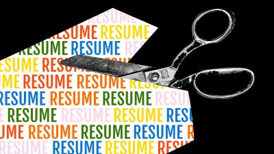 4 ways to slash your resume down to one page